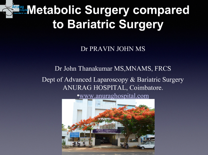 bariatric vs metabolic